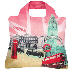 Эко-сумка Travel Bag 4 London 39 г